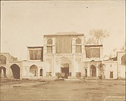 Outer Entrance to the King's Palace, Teheran