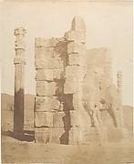 Porta d'entrata alla ruine de Persepolis