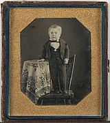 Tom Thumb (Charles Sherwood Stratton)
