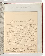 [Manuscript Letter from W. H. Fox Talbot to Antonio Bertoloni]