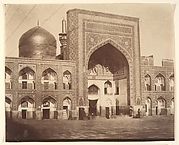 [Main Gate of Imam Riza, Mashhad, Iran]