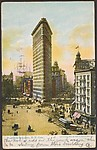 Flatiron Building, N.Y. City.