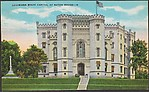 Louisiana State Capitol at Baton Rouge--9