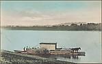 Ohio River Ferry, Lawrenceburg, Ind.