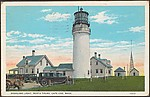 Highland Light, North Truro, Cape Cod, Mass.