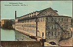 Willimantic, Conn. American Thread Co., Mill No. 1.
