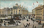 Piccadilly Circus & Regent Street, London