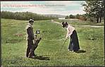 On the Golf Links, Royal Muskoka Hotel, Highlands of Ontario