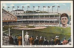 Polo Grounds, National League Baseball Park, New York.