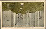 Men's Shower Baths, Central Branch Young Men's Christian Association, Brooklyn, N.Y.