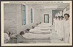 Ladies Bathing Department, Buckstaff Bath House, Hot Springs National Park, Ark.