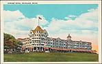 Samoset Hotel, Rockland, Maine.