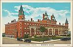 Oglethorpe Hotel-Brunswick, Georgia