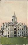 Court House, Warrensburg, Mo.