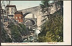 Double Arches, Croton Aqueduct.  Ossining, N.Y.