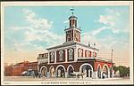Ye Olde Market House, Fayetteville, N.C.
