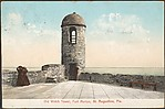 Old Watch Tower, Fort Marion, St. Augustine, Fla.