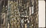 Hancock, Michigan, Quiney Mine-Man Cage.