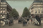 Paris-Boulevard des Capucines.