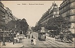 Paris-Boulevard Saint-Germain
