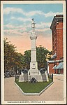 Confederate Monument, Greenville, S.C.