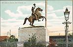 Jackson Statue, New Orleans, La.