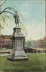 Soldiers Monument, Taunton, Mass.
