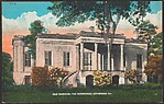 Old Mansion.  The Hermitage.  Savannah, Ga.