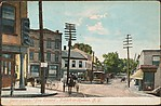 "Bank Square, ""Five Corners"", Fishkill-on-Hudson, N.Y."