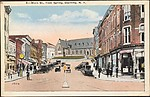 Main St., from Spring, Ossining, N.Y.