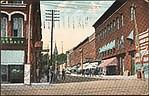 Clinton Street, Plattsburg, N.Y.