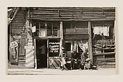 Mississippi Town, Negro Quarter