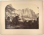 Yosemite Falls, River View, 2637 Feet