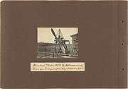 Standard Motor 80HK. Afbremsnings Prore'paa Orlogsvarftets Flyve Station 1916.