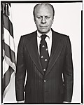 Gerald Ford, President of the United States, Washington, D.C., March 18, 1976
