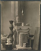 [Brancusi&#39;s Studio]