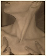 Georgia O&#39;Keeffe — Neck