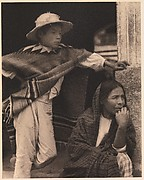 Woman and Boy, Tenancingo