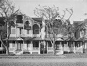 [Folk Victorian Houses, Ocean Grove, New Jersey]