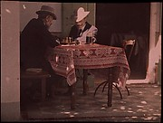 [Two Men Playing Chess]