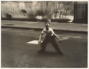 Stickball, West 108th Street, New York