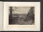 The Battle Field of Peach Tree Creek, Georgia