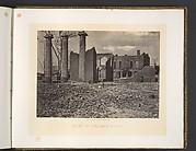 Ruins in Columbia, South Carolina No. 2