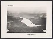 [Lake Frances, Lake Ozark Ripley and Lake Charles, Louisiana from the Air]