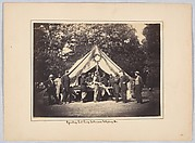 Operating Tent, Camp Letterman, Gettysburg, Pennsylvania