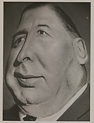 [Distortograph: William Hale &quot;Big Bill&quot; Thompson, Mayor of Chicago]
