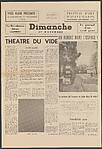 Dimanche  Le Journal d&amp;#39;un seul jour