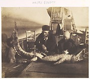 """Autopsy of the First Crocodile Onboard, Upper Egypt"""