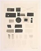 X-Ray of Samples of Various Materials