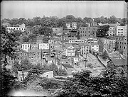 [Houses in Valley and on Hillside, Ossining, New York]